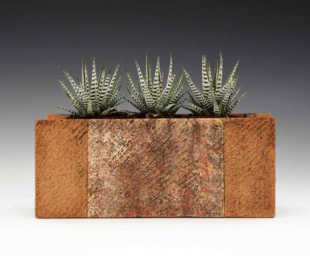 14. Rectangular Planter 1