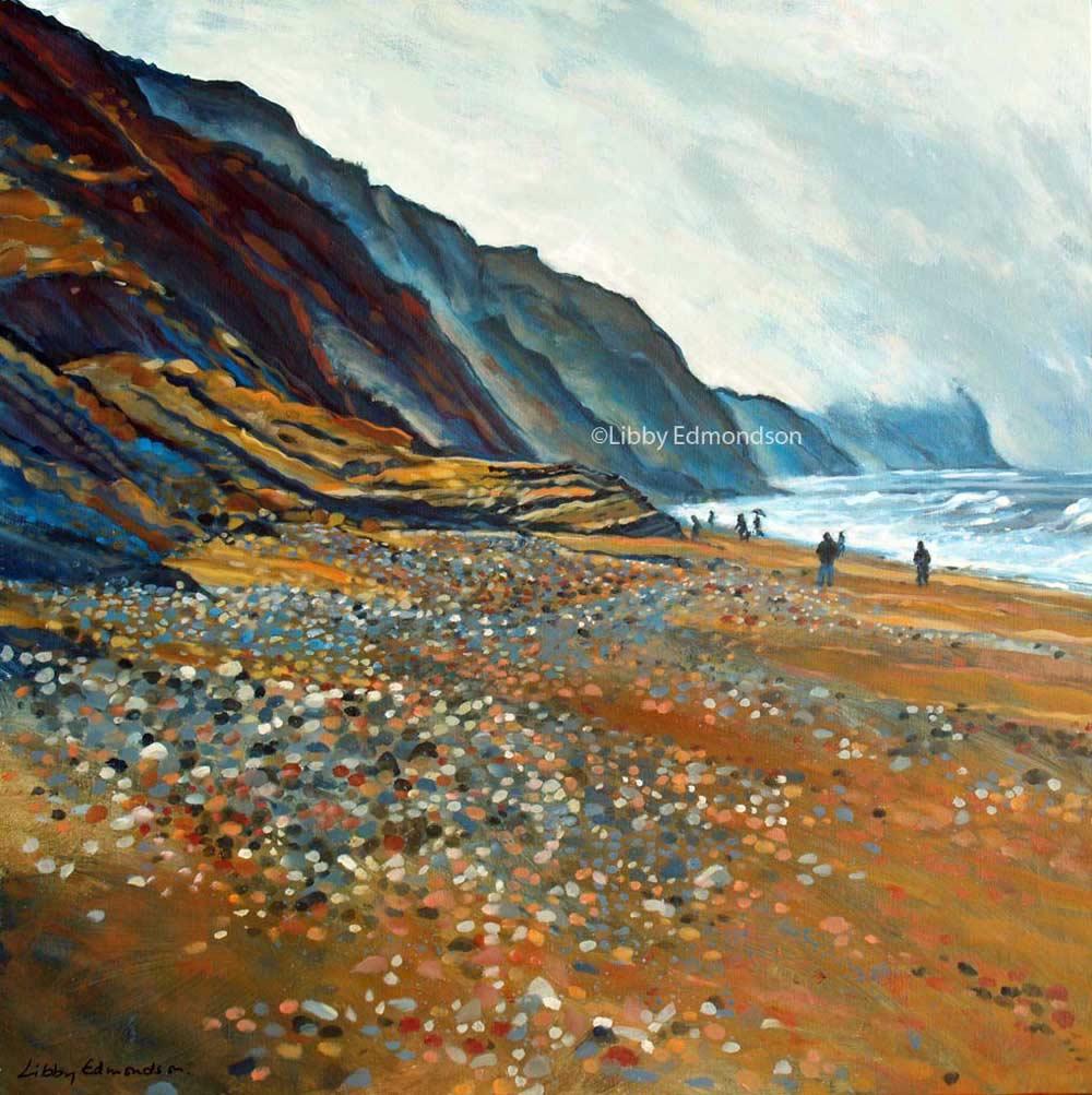 173. Charmouth Beach