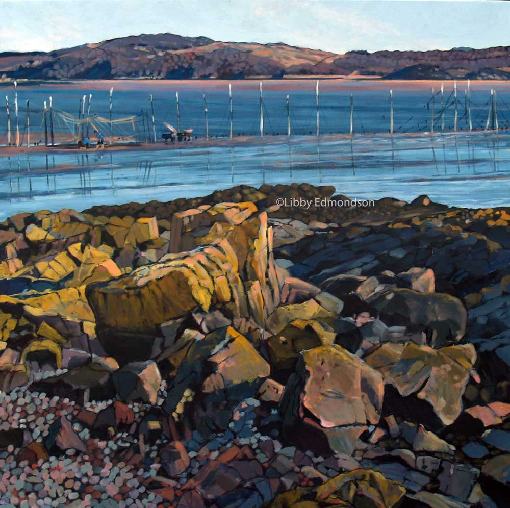 177. Salmon Nets 1