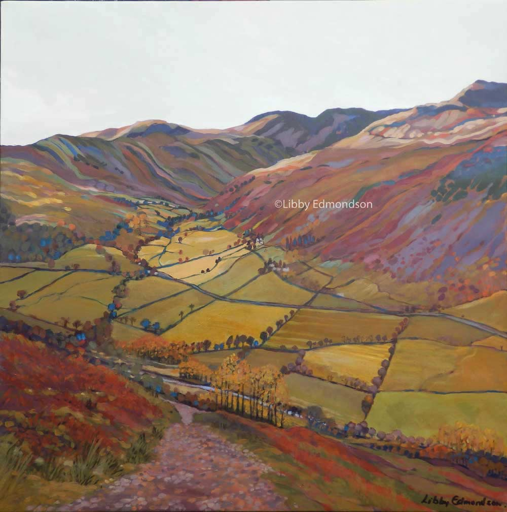 192. Deepdale from Boredale Hause 1