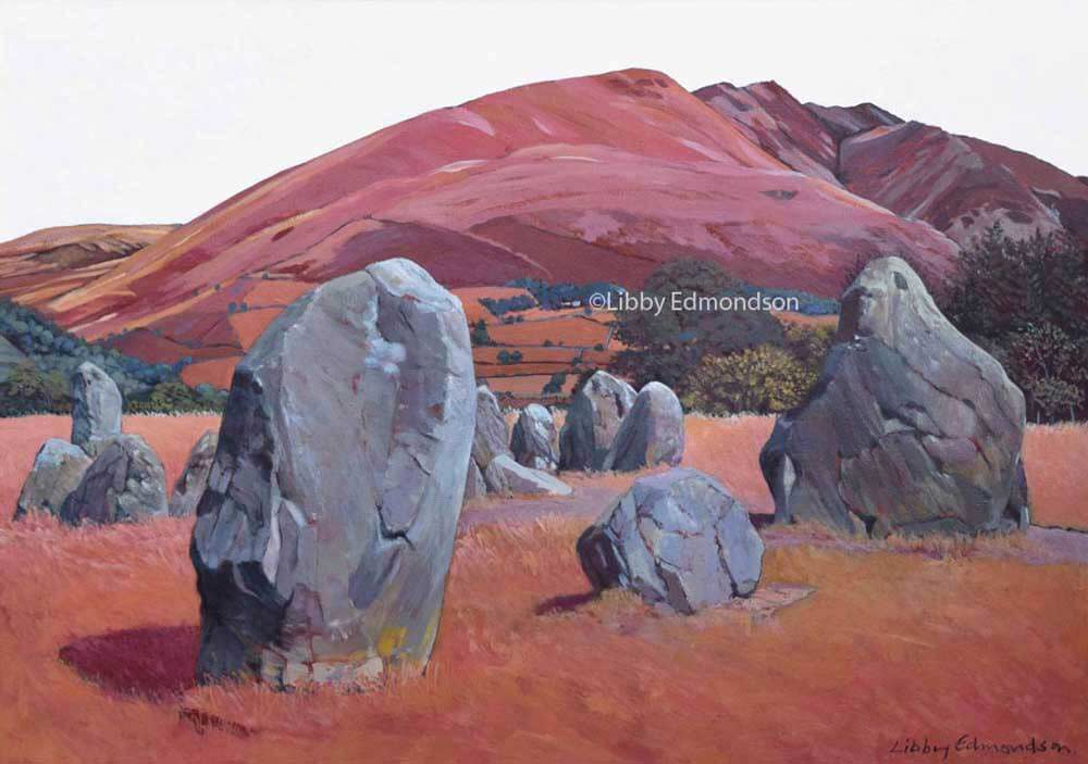 234. Castlerigg and Blencathra