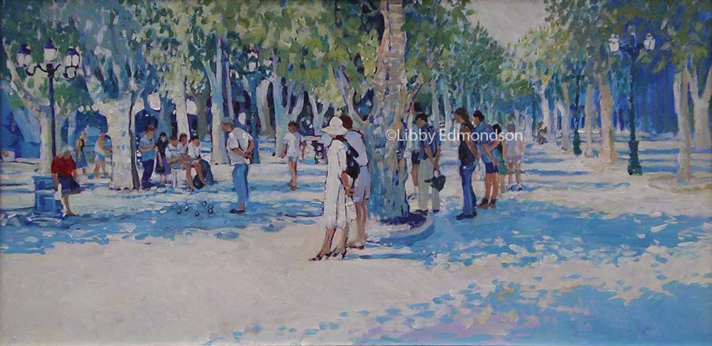 34.Boules in the Shade 1