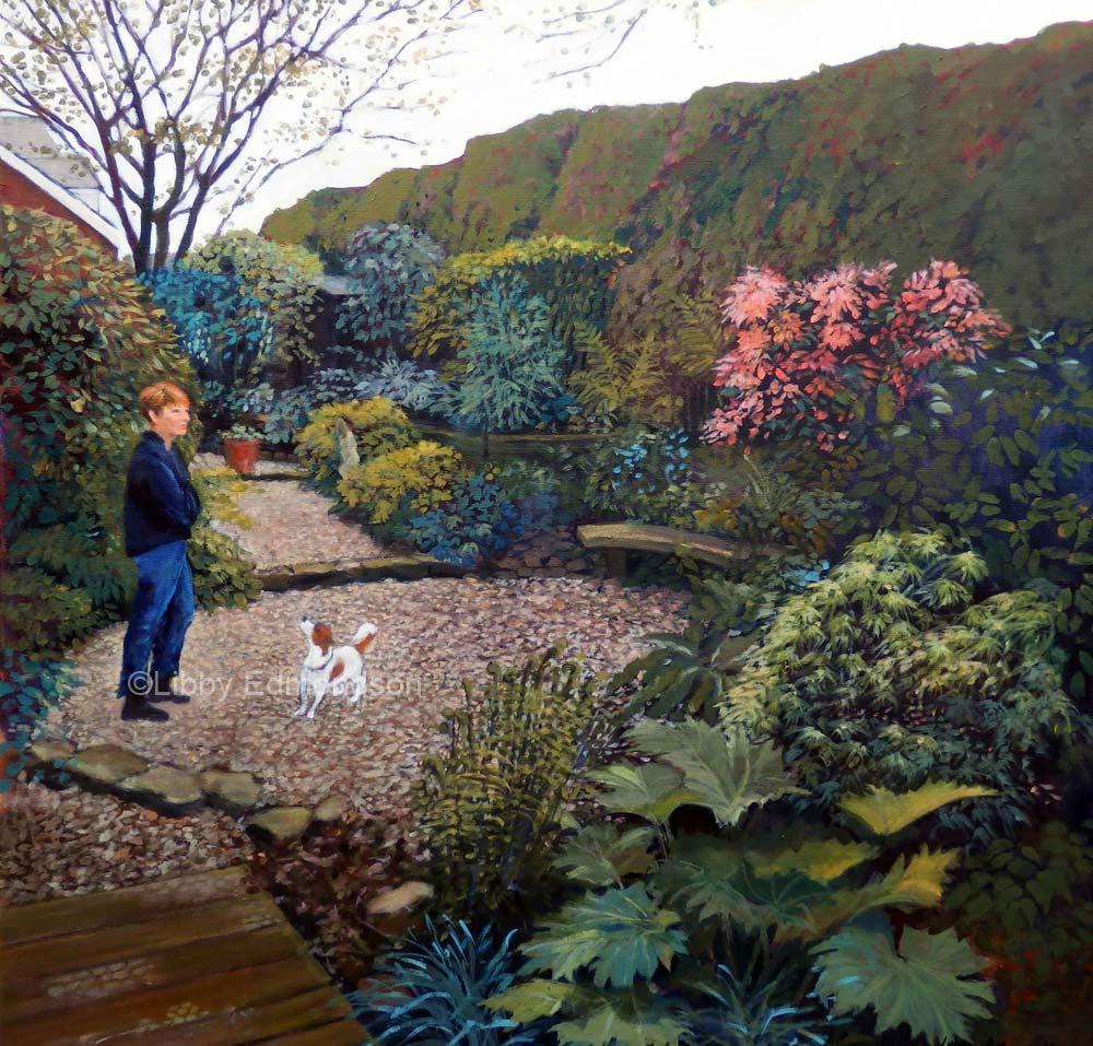 Derbyshire Garden